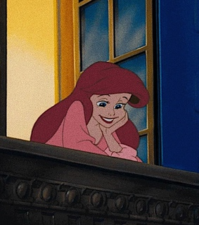 thelittlemermaid, vsco and cute
