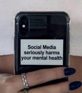 media, mental and health