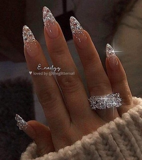 nail art, ombre and manicure
