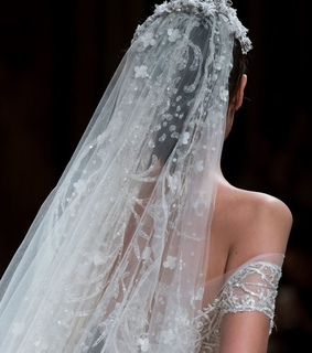 bridal couture, couture nuptiale and fashion
