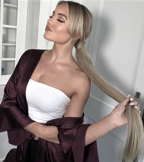 long hair, beauty and hairstyle