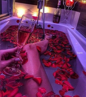 love, bath and want