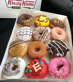 sweets, yummy and donut