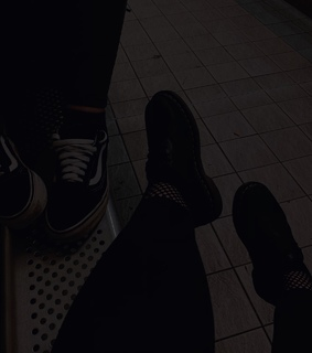 dark, dr martens and edgy