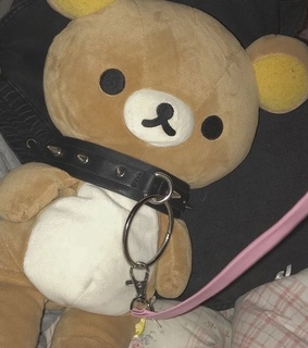 rilakkuma, edgy and plush