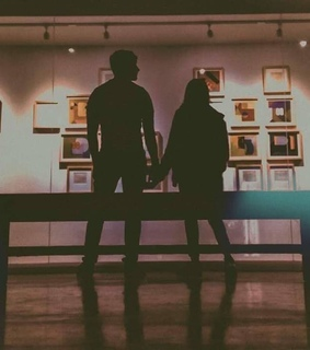 museum, happiness and Relationship