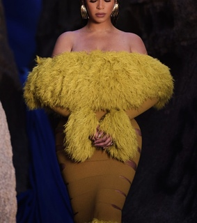 beyonce knowles, spirit and the lion king