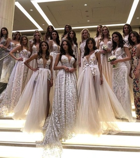 amazing, wedding dress and evening gown