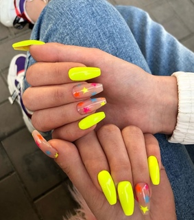 nails, style and goals