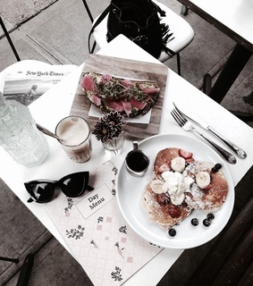 perfect love, breakfast and tumblr