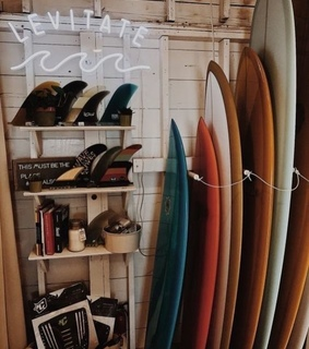 aesthetic, plage and surf