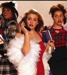 stacey dash, cher horowitz and aesthetic