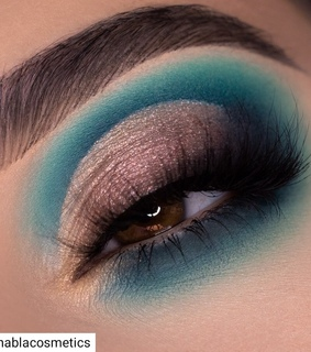 eyeshadow, photography and blue