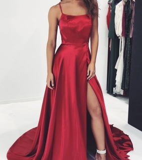 gown, classy and satin