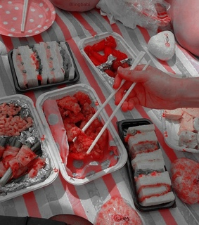 kpop theme, sushi and psd