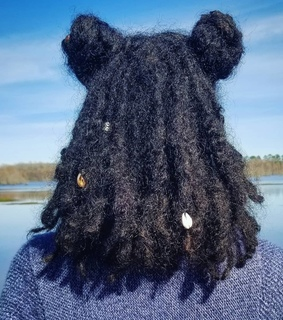 natural hair journey, dreadlocs and locs