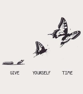 butterfly, quote and give