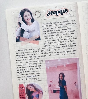 kpop journal, journal and blackpink