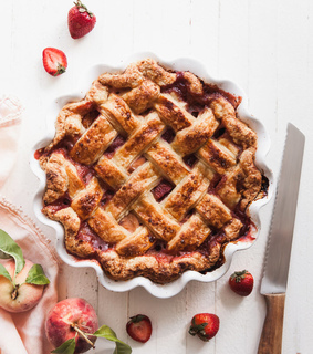 pie, food and desserts