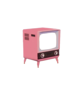 pink, retro and editing