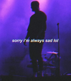sadness, blue aesthetic and pink