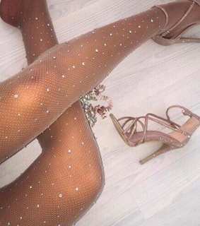 fashion, pink and shoes