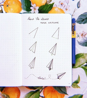 bujo 2019, doodle tutorial and doodle