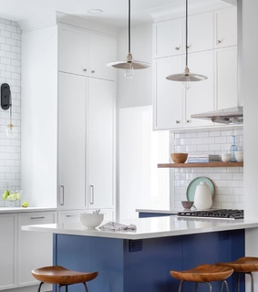 cuisine, blue and home