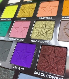 jeffree star, eyeshadow and beauty