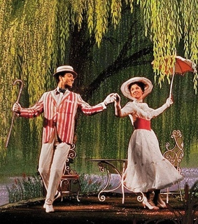 Mary Poppins, music and sing