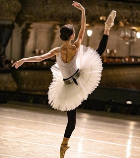 mariinsky, ballet and flexibility