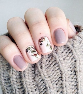 cute, nails and girl