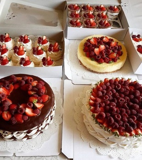 delicious, yummy and sweets