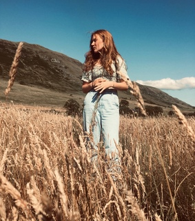 field, travel and dreamy