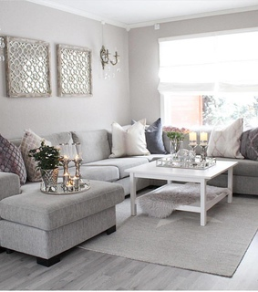 Blanc, décoration and home