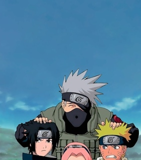 wallpaper, sasuke and kakashi