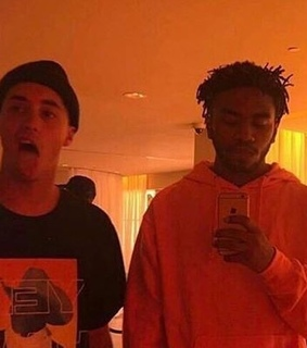 kevin abstract, brockhampton and ian simpson