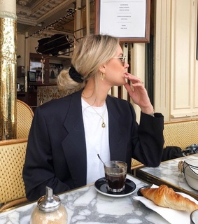 paris, art and espresso
