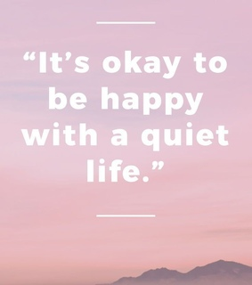 healthy, solitude and quote