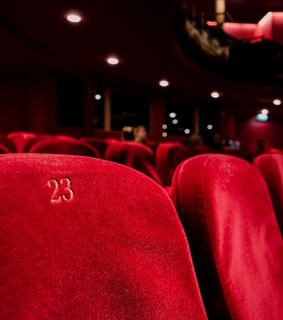 movie, seats and film