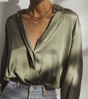 shirt, jeans and blouse