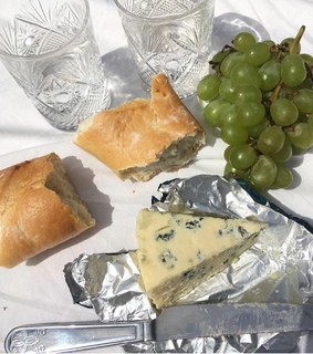 dinner, bread and picnic