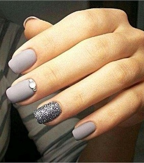 gris, brillo and nice