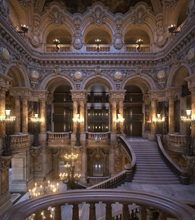 palace, lights and architecture