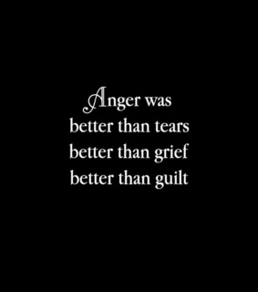 anger, quotes and repression