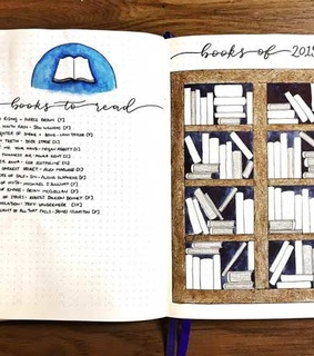 collection, bullet journal and bujo