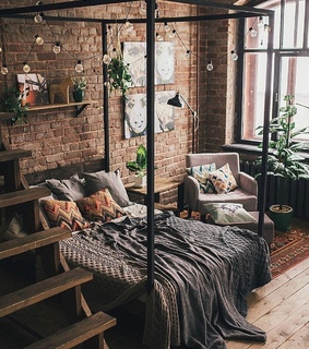 home, interior and beautiful