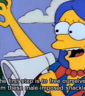 cool, the simpsons and quote