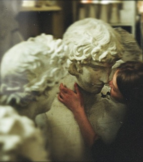 academia, vintage and sculpture