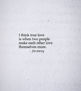 poem, quote and love